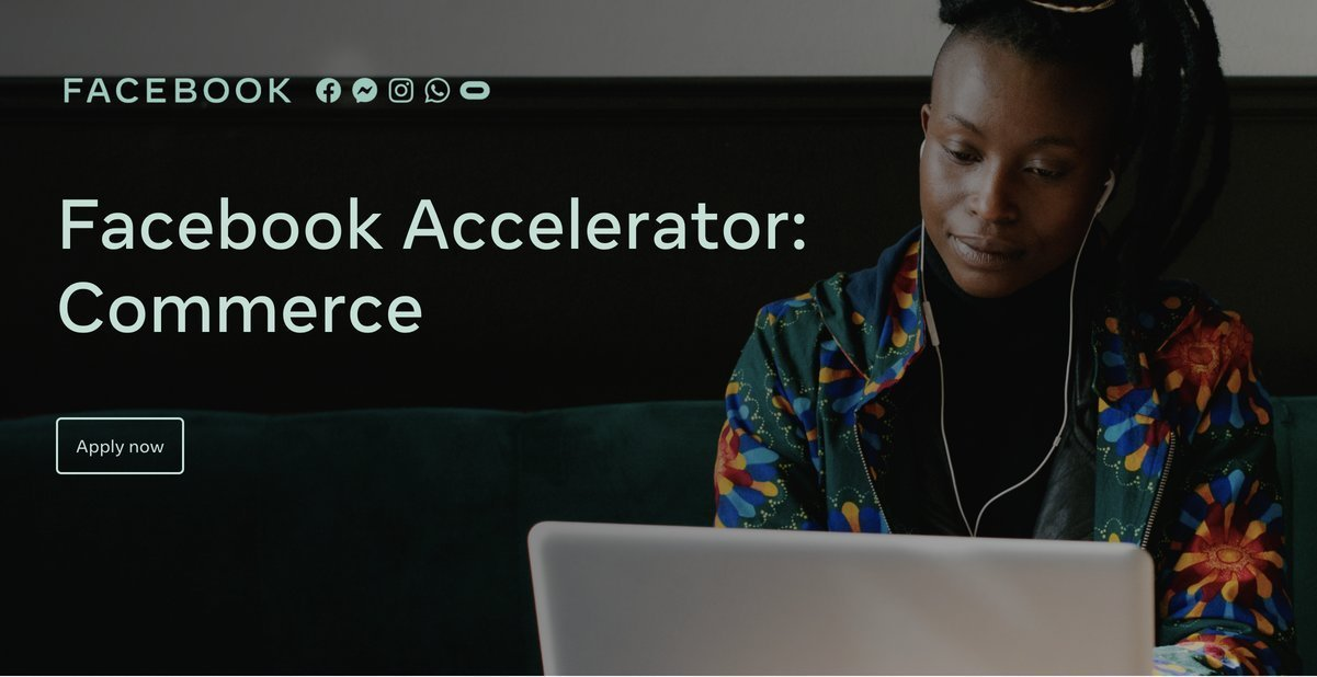 Facebook Accelerator- Commerce Program