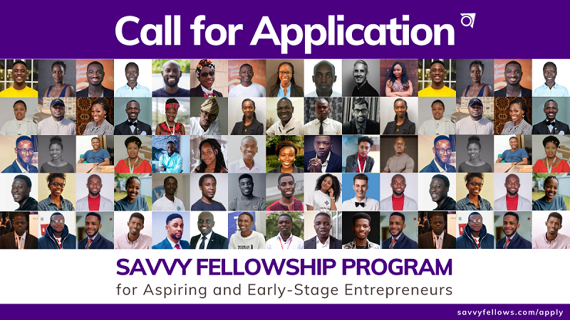 Savvy Fellowship Program