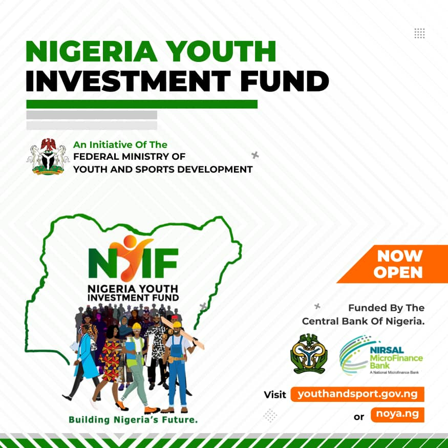 Nigeria Youth Investment Fund (NYIF)
