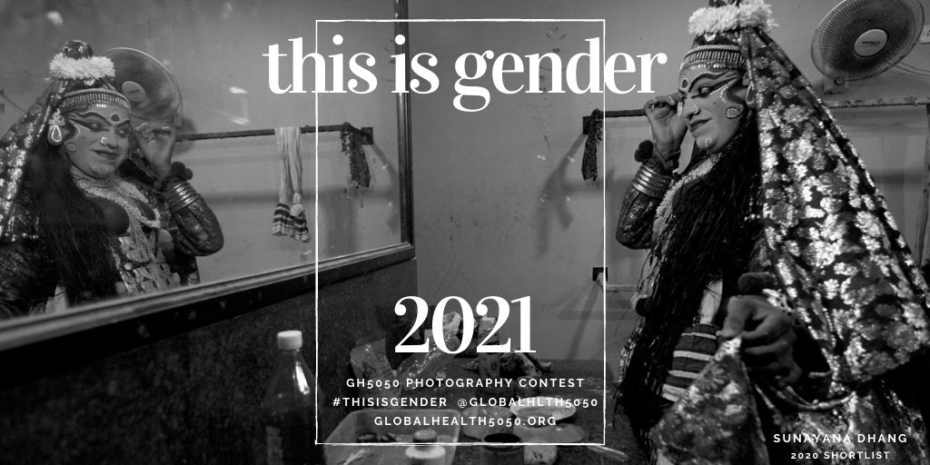 Global Health 50:50 This is Gender Photography Competition