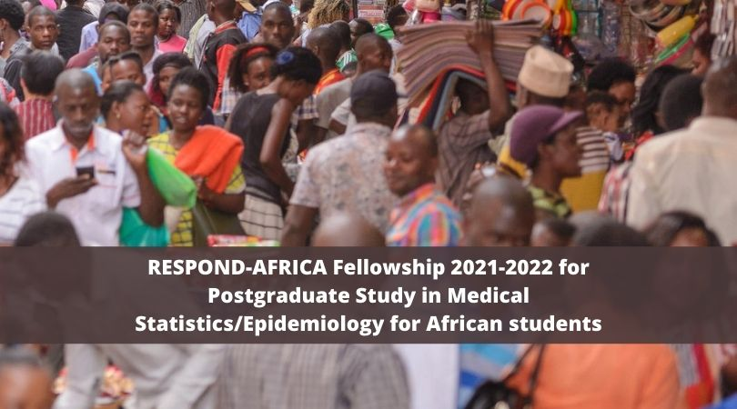 RESPOND-AFRICA Fellowship 2021-2022