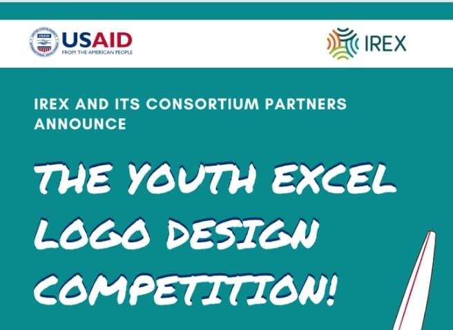 IREX Youth Excel Logo Design Competition