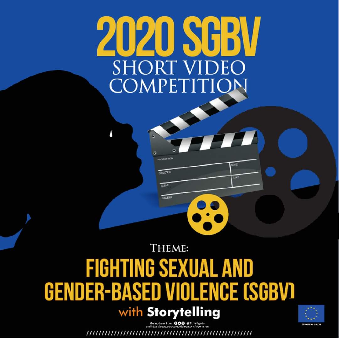 Sexual And Gender Based Violence (SGBV) Short Video Competition 2021