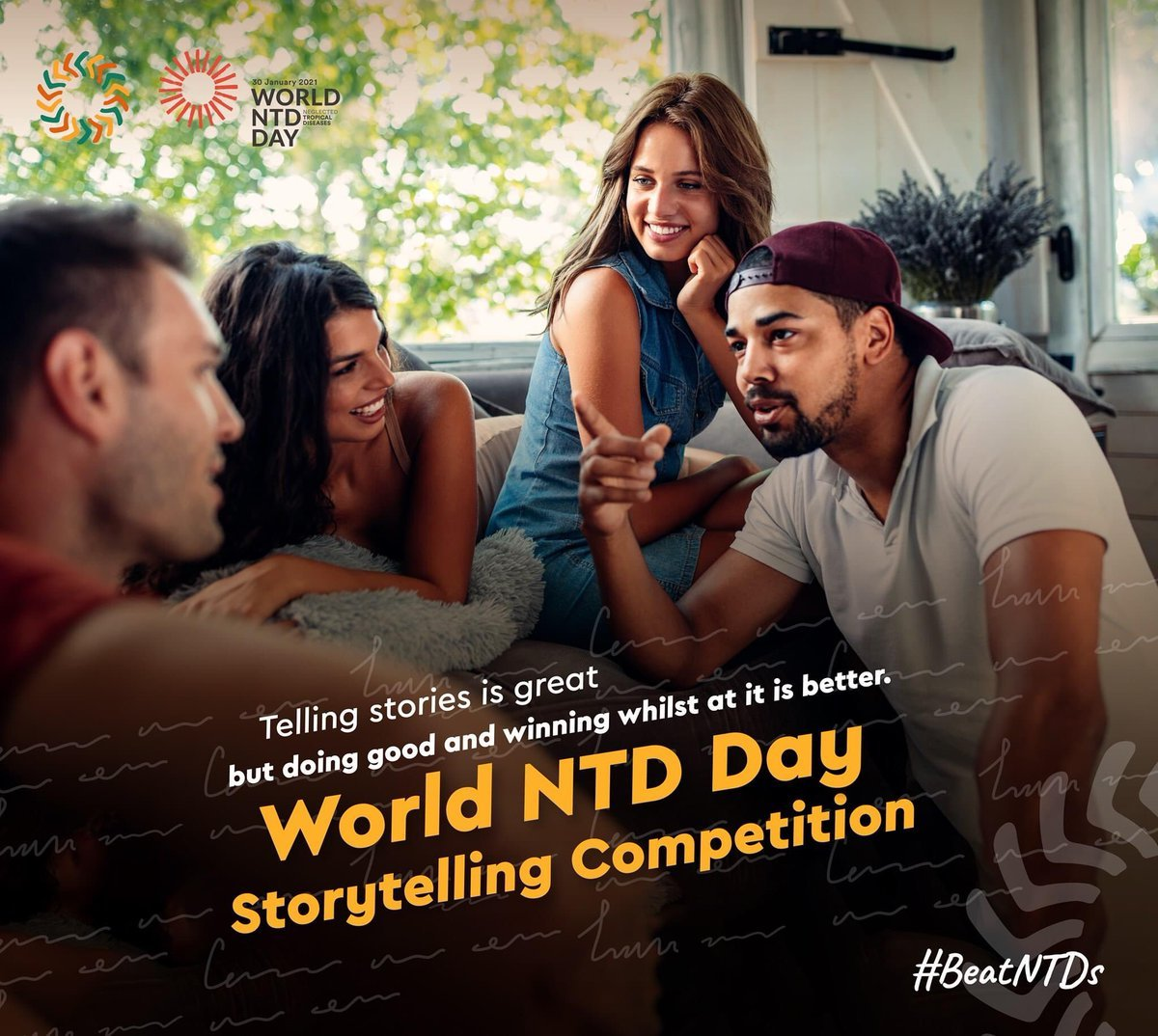 World NTD Storytelling Competition