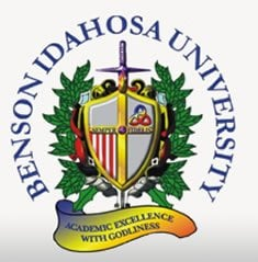 Benson Idahosa University Academic Calendar