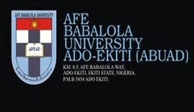 Afe Babalola University, Ado-Ekiti, ABUAD available undergraduate courses/programmes