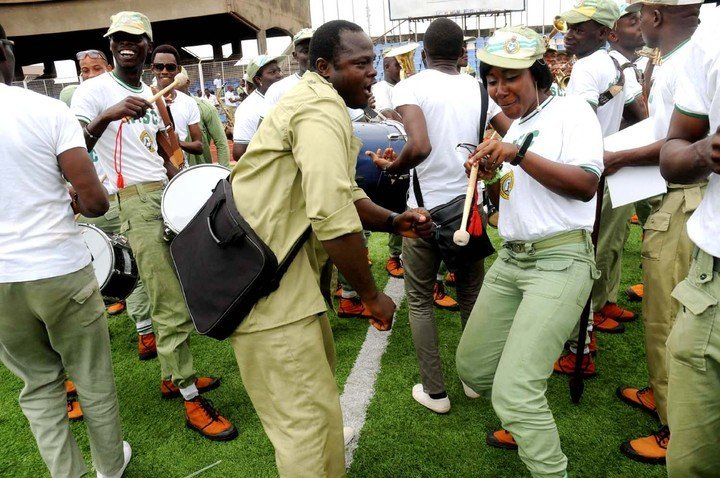 """NYSC Batch """"B"""" winding-up/passing out"""