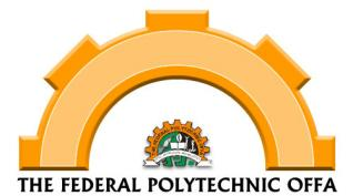 Federal Polytechnic, Offa Vacancies in part-time lecturing