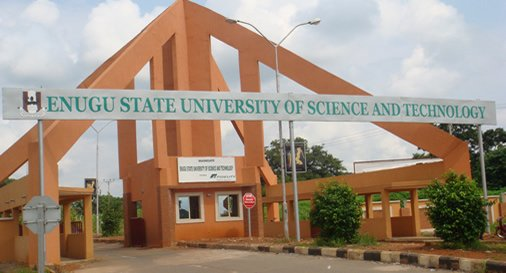 ESUT Part-Time Degree Admission Form