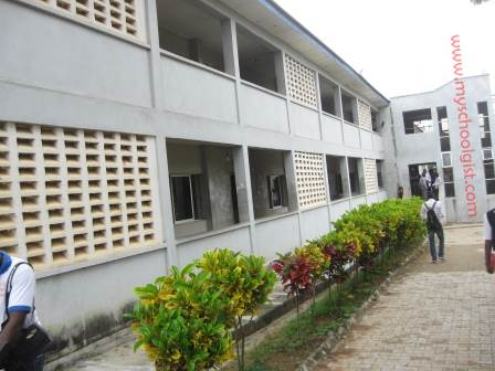 AAUA Faculty of Art and Law Lecture Theater
