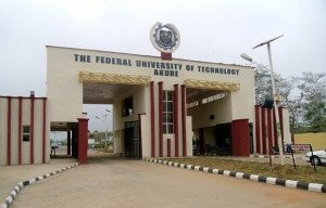 FUTA New Courses Post UTME