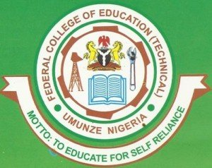 Federal College of Education (Technical) Umunze post UTME form