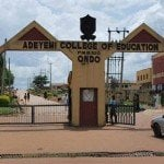 Adeyemi College of Education Set to Receive Nigeria's Best COE Award - Provost
