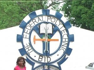 Federal Poly Bida Cut Off Mark.