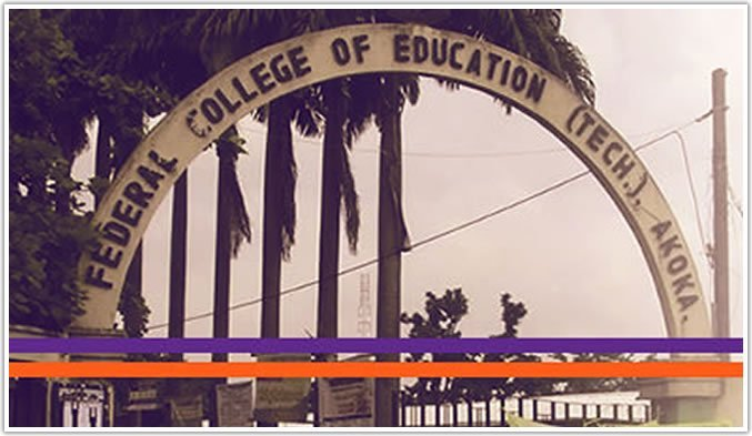 FCE akoka admission list