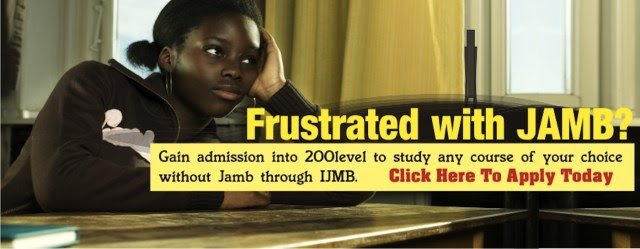 Start from 200 Level at Any University of Your Choice - No JAMB Required