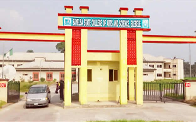 Bayelsa State College of Art and Science Courses