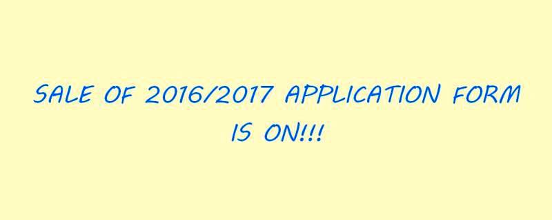African Thinkers Community of Inquiry College of Education admission application form