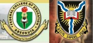 FCE Abeokuta - UI Degree Admission List
