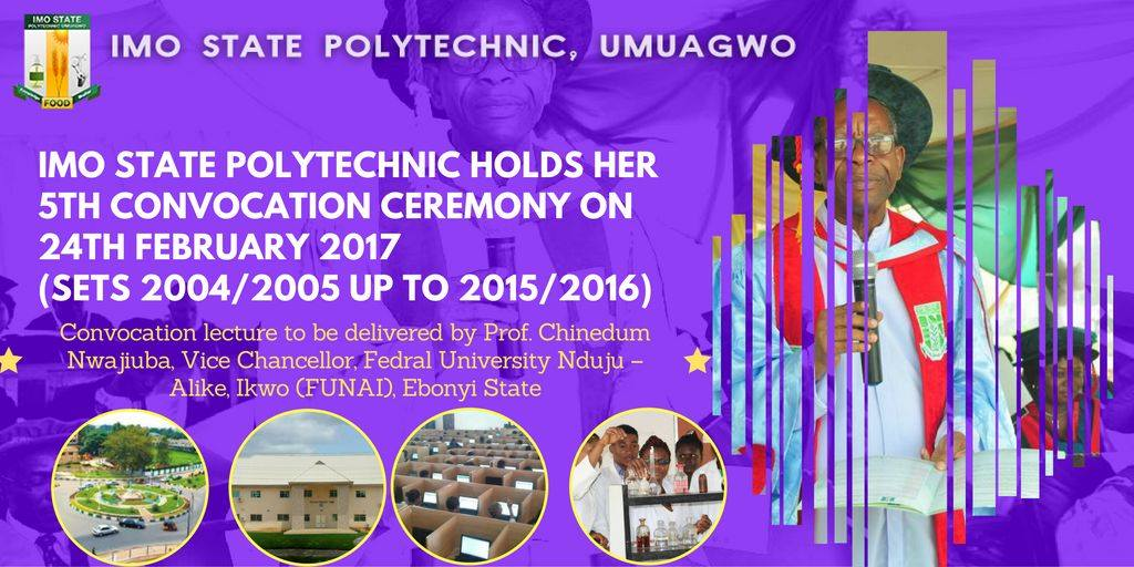 imo-state-polytechnic-convocation