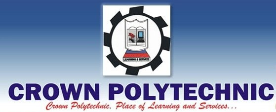 Crown Polytechnic Admission Form