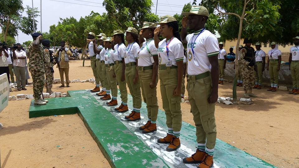 NYSC DG Urges Corps Members to Be Security Conscious