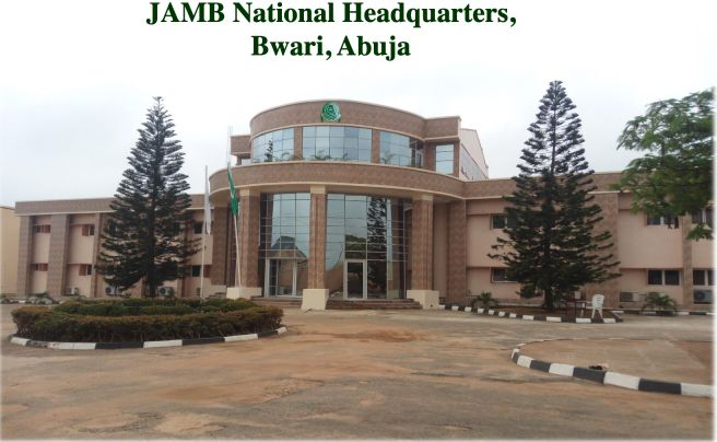 JAMB Admission guidelines