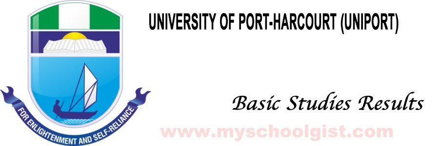 uniport basic studies result