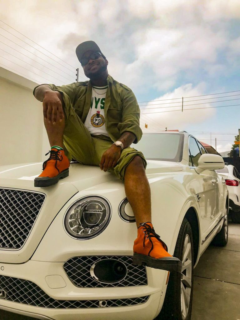 National Youth Service Corp (NYSC) Cancels Davido's One-Year Service