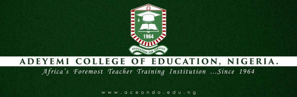 ICAN Accredits Adeyemi College of Education Ondo (ACEONDO) Accounting Programme