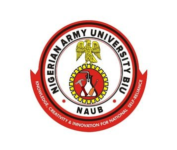 Nigerian Army University Admission List