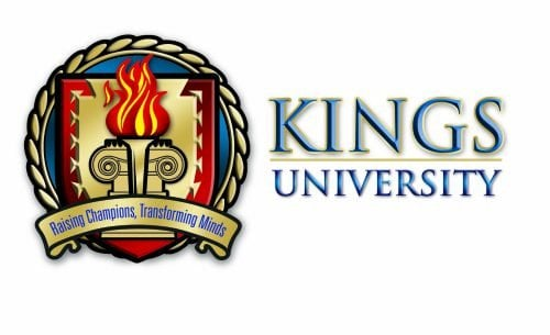 Kings University Part-Time Degree Admission Form