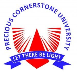 Precious Cornerstone University (PCU) Post UTME Form