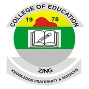 College of Education Zing Post UTME Form