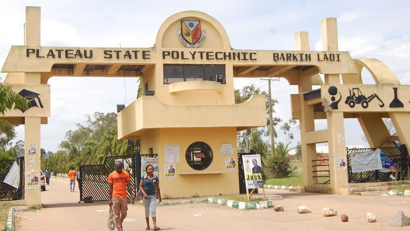 Plateau State Poly Courses