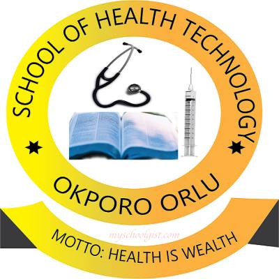 School of Health Technology, Okporo, Orlu (SOHTO) Admission Form