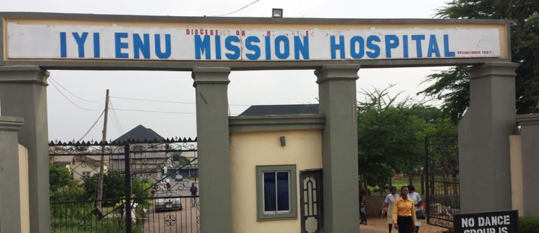 Iyi-Enu Mission Hospital School of Nursing Entrance Exam Result