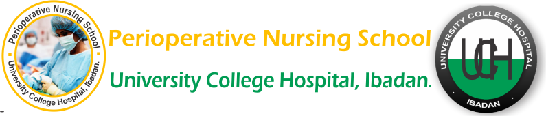 UCH Post Basic Perioperative Nursing Course Admission Form