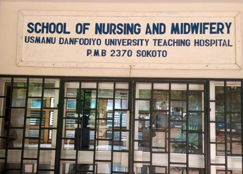 UDUTH School of Nursing Admission Form