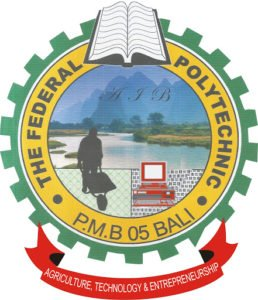 Federal Polytechnic Bali Pre-ND & Certificate Courses Admission Form