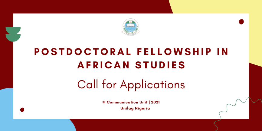 UNILAG African Cluster Centre Postdoctoral Fellowship
