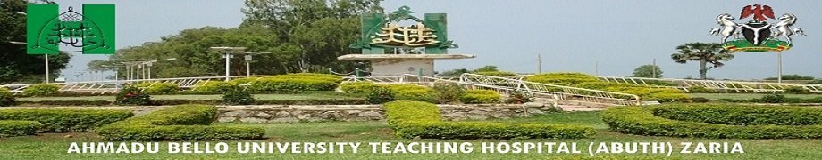 ABUTH ND in Nursing Programme Admission Form