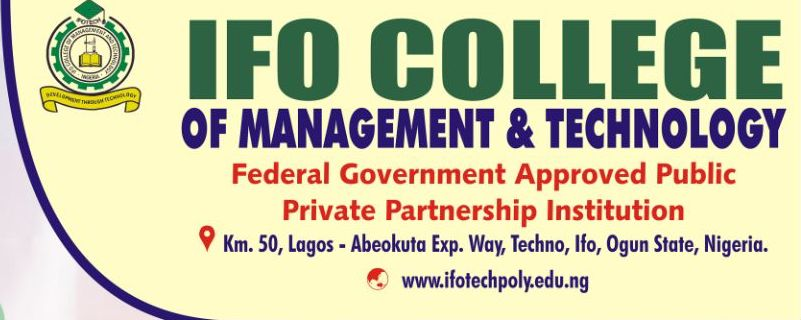 Ifo College of Management & Technology (IFOTECH) Part-Time & Distance Learning Admission Form