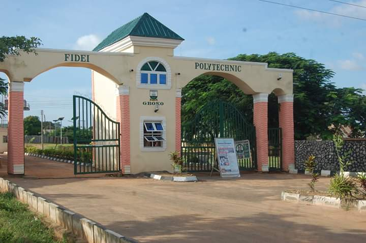 Fidei Polytechnic Gboko HND Admission Form