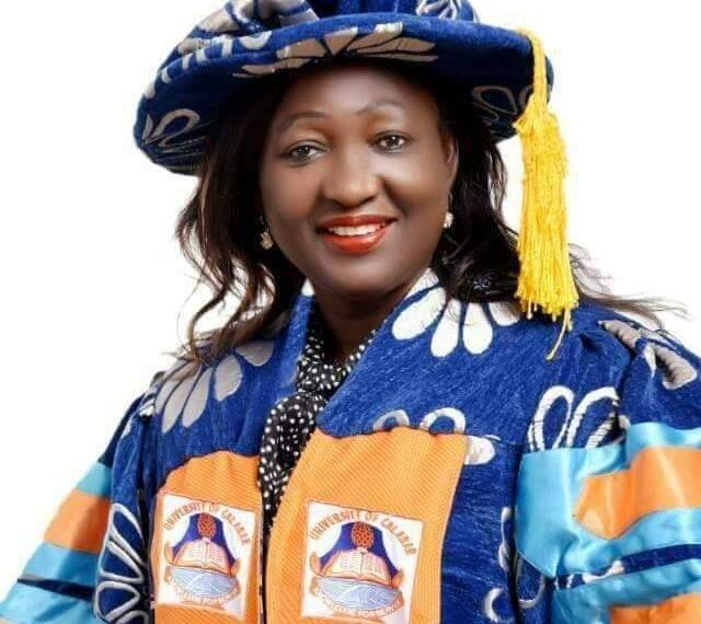 Florence Obi Emerges First Female Vice-Chancellor of UNICAL