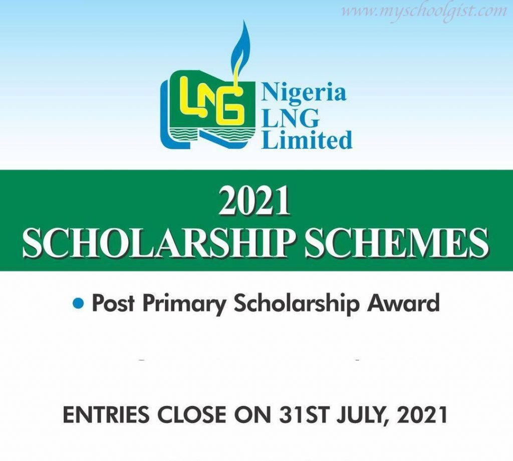 NLNG Post-Primary Scholarship 2021