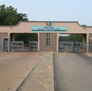 Aminu Saleh College of Education Azare (ASCOEA) End of The Year Break
