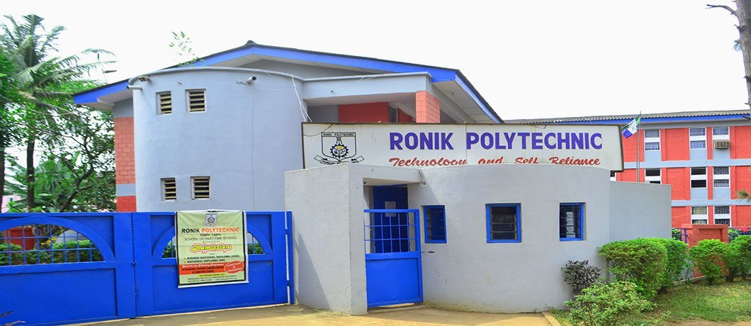 Ronik Poly Admission List.