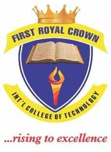 First Royal Crown International College of Technology Admission Form