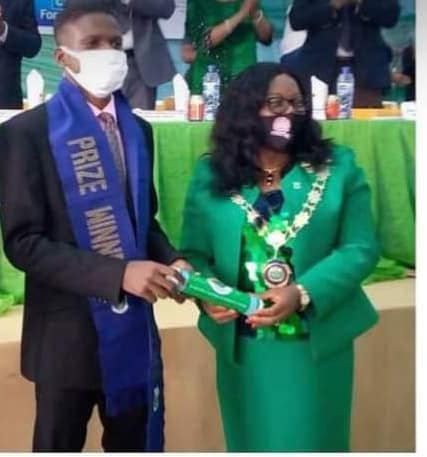 FUTA Alumnus Emerges Overall Best Candidate in ICAN 2020 Qualifying Examination in Nigeria
